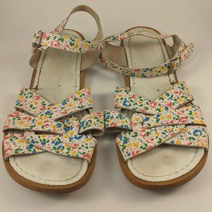 Salt Water Sandal The Original Floral Size 10